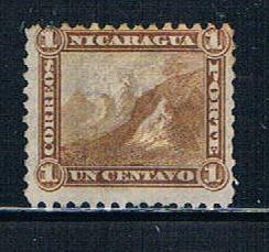 Nicaragua 3 MH NG Liberty Cap (N0184)