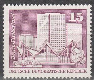 DDR #1432  MNH (K746)