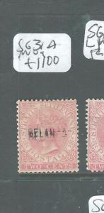 MALAYA SELANGOR   (P0308B2) QV 2C  SG 31A  MOG