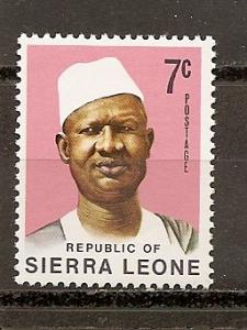 Sierra Leone 426 MNH