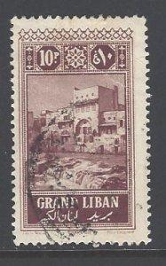 Lebanon Sc # 61 used (RS)