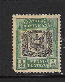 DOMINICAN REP. DOMINICANA 172 VFU ARMS 783G
