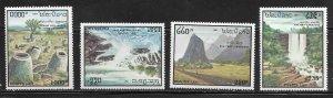 [SOLD] Laos 1028-31 Tourism Mint NH