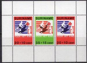 Surinam (1979) #B263a MNH