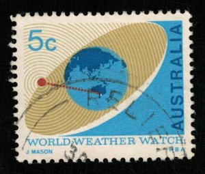 World Weather Watch, Australia, 5c (T-9547)