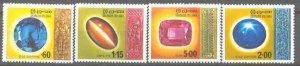 Sri Lanka 507-10 MNH Minerals SCV39.25