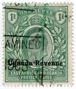 (I.B-BOB) KUT Revenue : Uganda Duty 1R