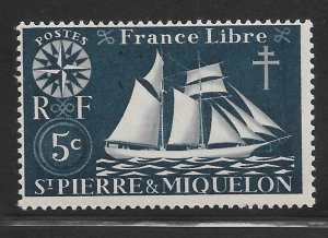 Saint Pierre and Miquelon Mint Never Hinged [4146]