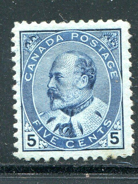 Canada #91    Mint VF  -  Lakeshore Philatelics