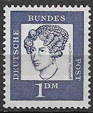 Germany 1961 mint mnh