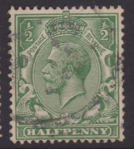 Great Britain Sc#159 Used