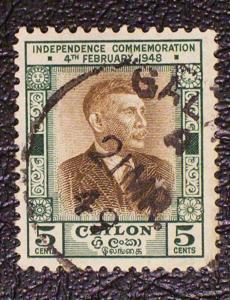 Ceylon Scott #301 used