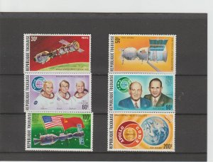 Togo  Scott#  913, C254-8  MNH  (1975 Space)