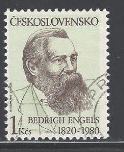 Czechoslovakia Sc # 2311 used (DDT)