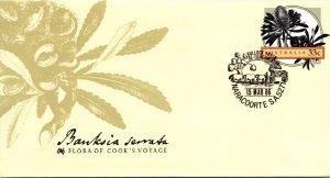 Australia, Postal Stationary, Plants