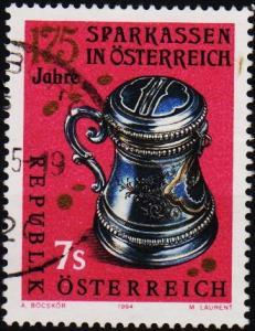 Austria. 1994 7s S.G.2385 Fine Used