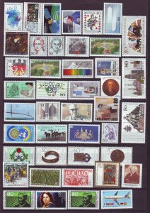 J24595 JLstamps various 1986-8 germany mnh #1465-up