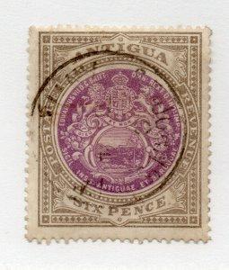 Antigua - SG# 36 Cancelled / wmk crown CC /  Lot 0619_1216053