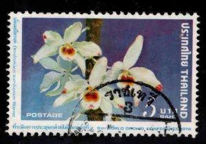 Thailand Scott 846 Used Flower stamp