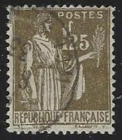 France #279 Used Single Stamp (U3)