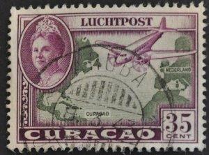 DYNAMITE Stamps: Netherlands Antilles Scott #C23 – USED