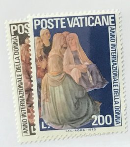 Vatican City #588-589 MNH CV$0.55