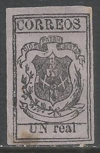DOMINICAN REPUBLIC 30 MNGAI Z6221