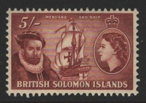 Solomon Islands Sc#103 MNH