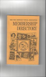 ATA Membership Directory 1982-1985