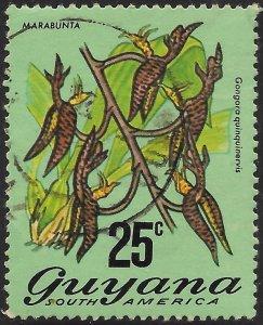 Guyana # 141 Used  [13818]