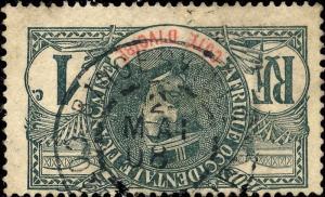 CÔTE-D'IVOIRE - 1908 - CAD BINGERVILLE SUR 1c FAIDHERBE - TRÈS BEAU