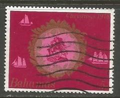 BAHAMAS 444 VFU CHRISTMAS Y181-7