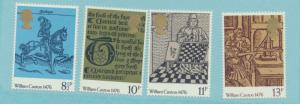 Great Britain Scott #705 To 706, 19th Commonealth Parliamary Conf. Issue From...