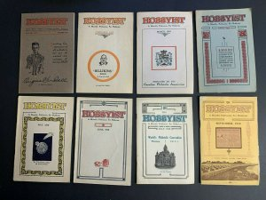 The Hobbyist, 14 Issues between June 1909 and September 1910