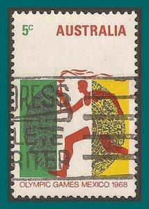 Australia 1968 Olympic Games, used  442,SG428