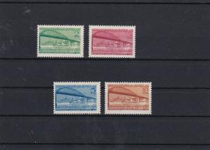 Yugoslavia 1948 Danube Conference Mint Never Hinged Stamps Ref 30615