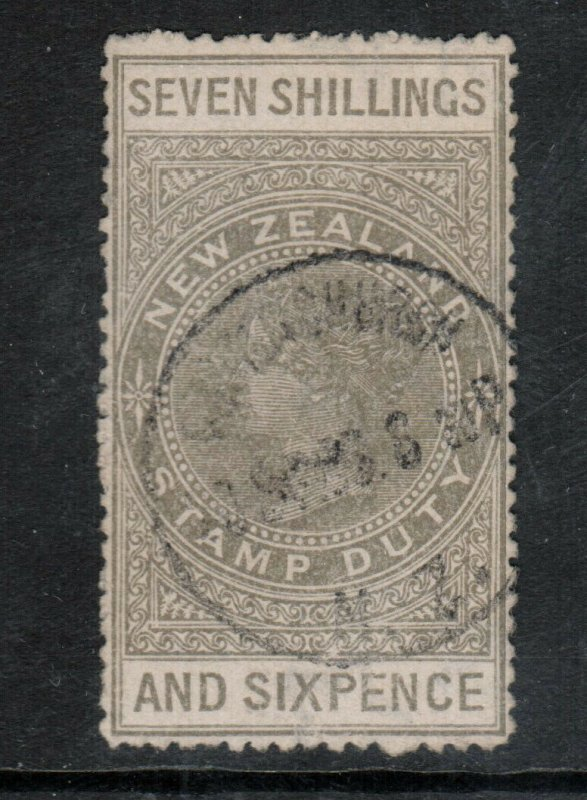 New Zealand #AR39 Fine - Very Fine Used