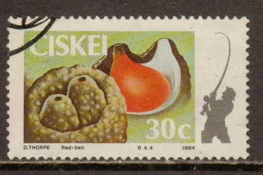 South Africa-Ciskei  #68  used (1984)  c.v. $0.55