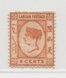 Malaya Labuan - 1880-82 - SG6 - 6c - MH #668