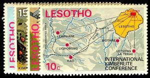 LESOTHO 147-50  Mint (ID # 42712)