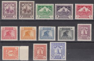 Iraq Mint OG NH Stamps from 1941 - 1942 Lot # MO-501