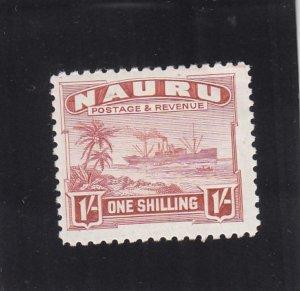 Nauru: Sc #27a, MH (36226)