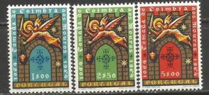 PORTUGAL 947-49 MNH Z337