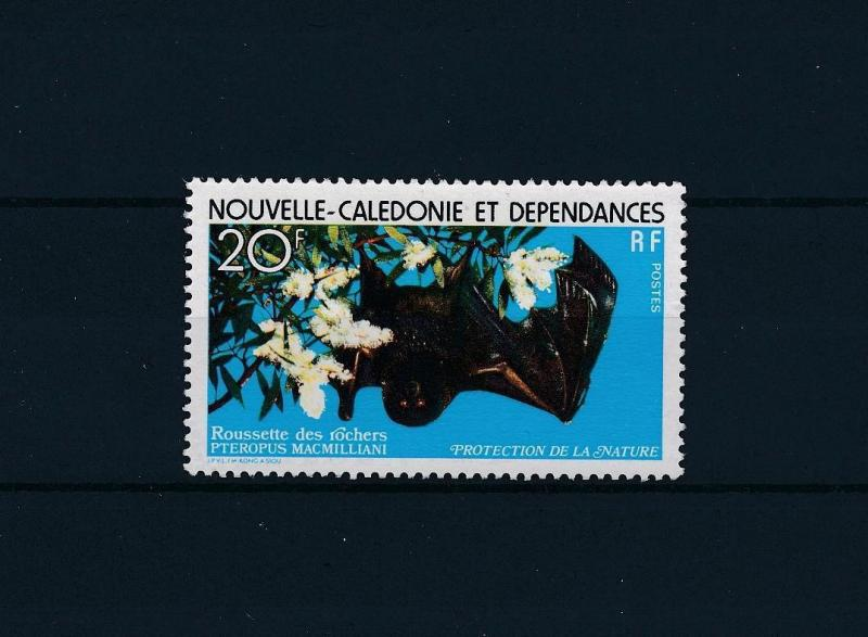 [60235] New Caledonia 1978 Wild animals Flying dog MLH
