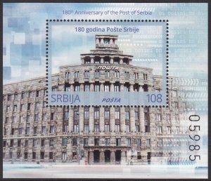 SERBIA 2020 ARCHITECTURE POST ANNIVERSARY ARCHITEKTUR [#2008]