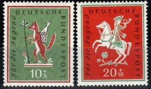 Germany #B360-61 MNH CV $3.55 (X1151)