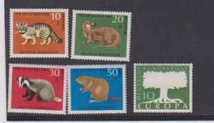 GERMANY STAMPS MINT (5)  LOT#197