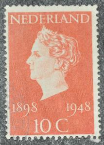 DYNAMITE Stamps: Netherlands Scott #302 – USED