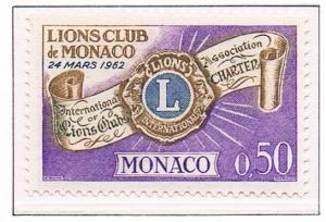 Monaco VF-NH #540