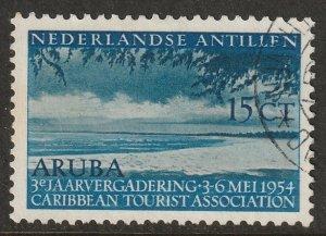Netherlands Antilles 1954 Sc 231 used
